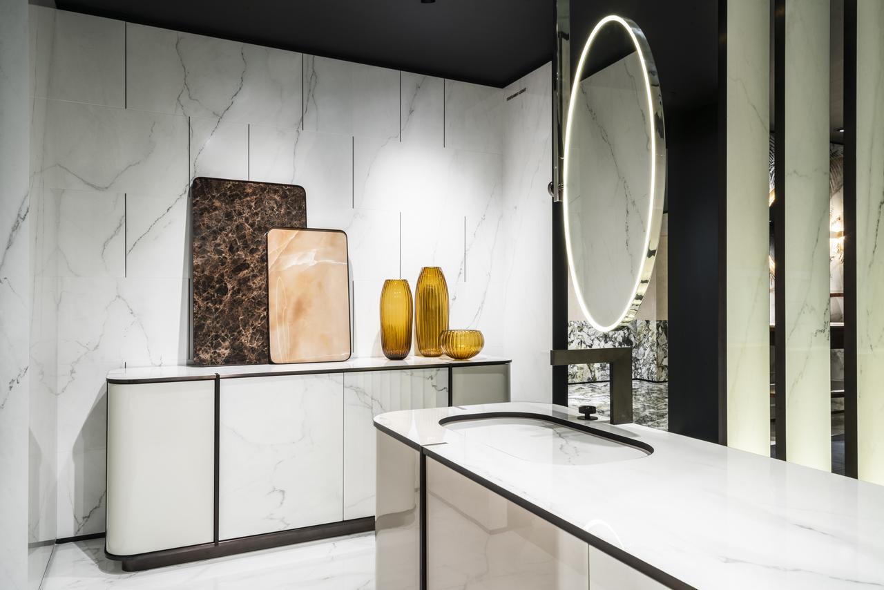 Ariostea Showroom In Milan