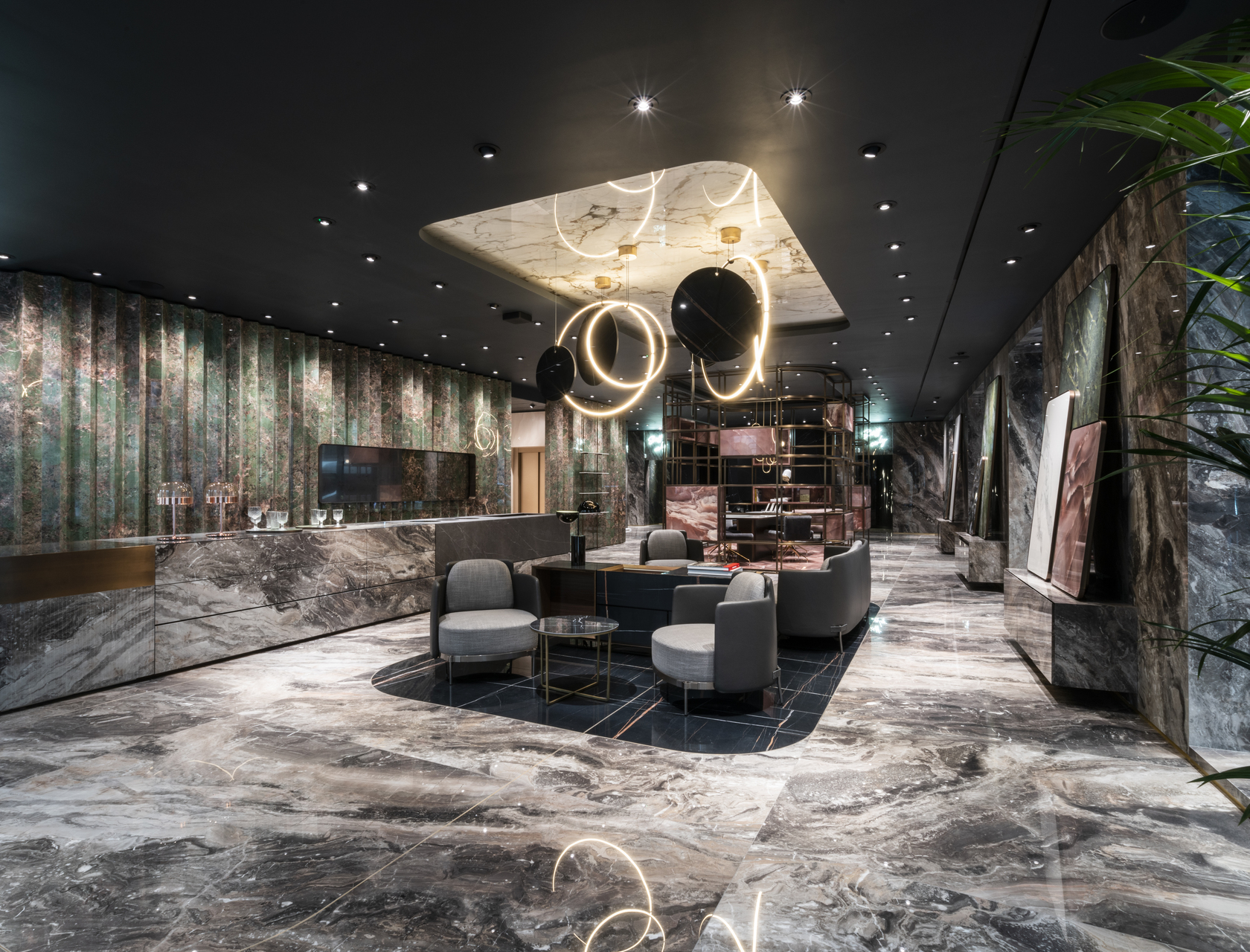 Milan Showroom