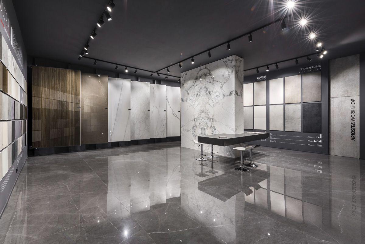 Showroom Naples Ariostea
