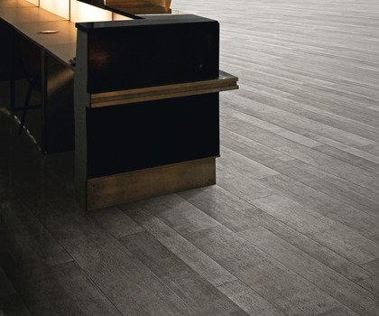 Wood Effect Grey Floors