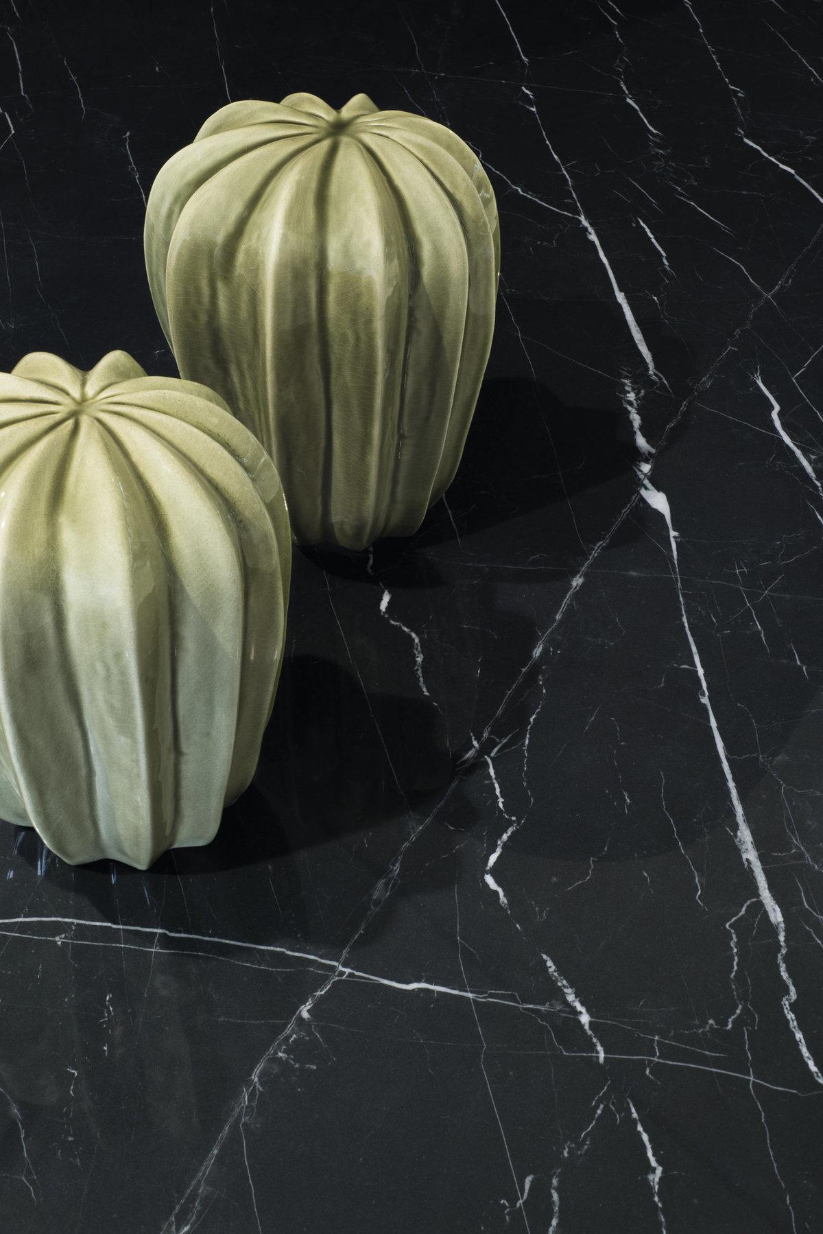 Nero Marquinia Marmi Cento2cento Black Marble Effect