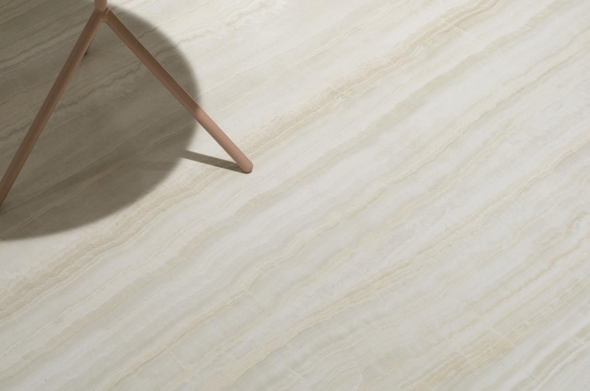 Onice Ivory Marmi Cento2cento White Marble Effect