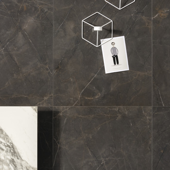 Marble Effect Grey Floors