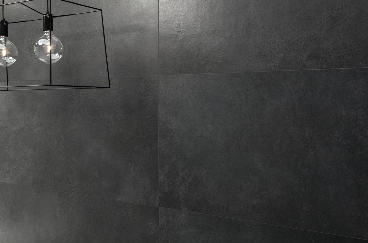 lignite light coloured stone effect big tiles. Black Bedroom Furniture Sets. Home Design Ideas