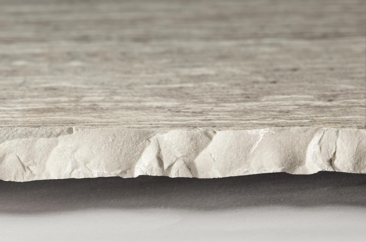 Silk Georgette Stone Effect Porcelain Tiles Light Grey