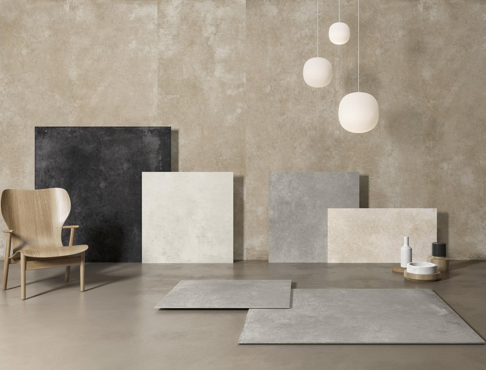 Resin Effect Porcelain Floor Tiles