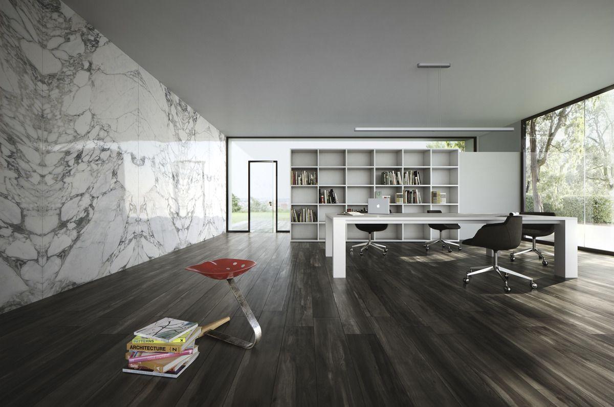 Arabescato Statuario Ultra Marmi White Marble Effect