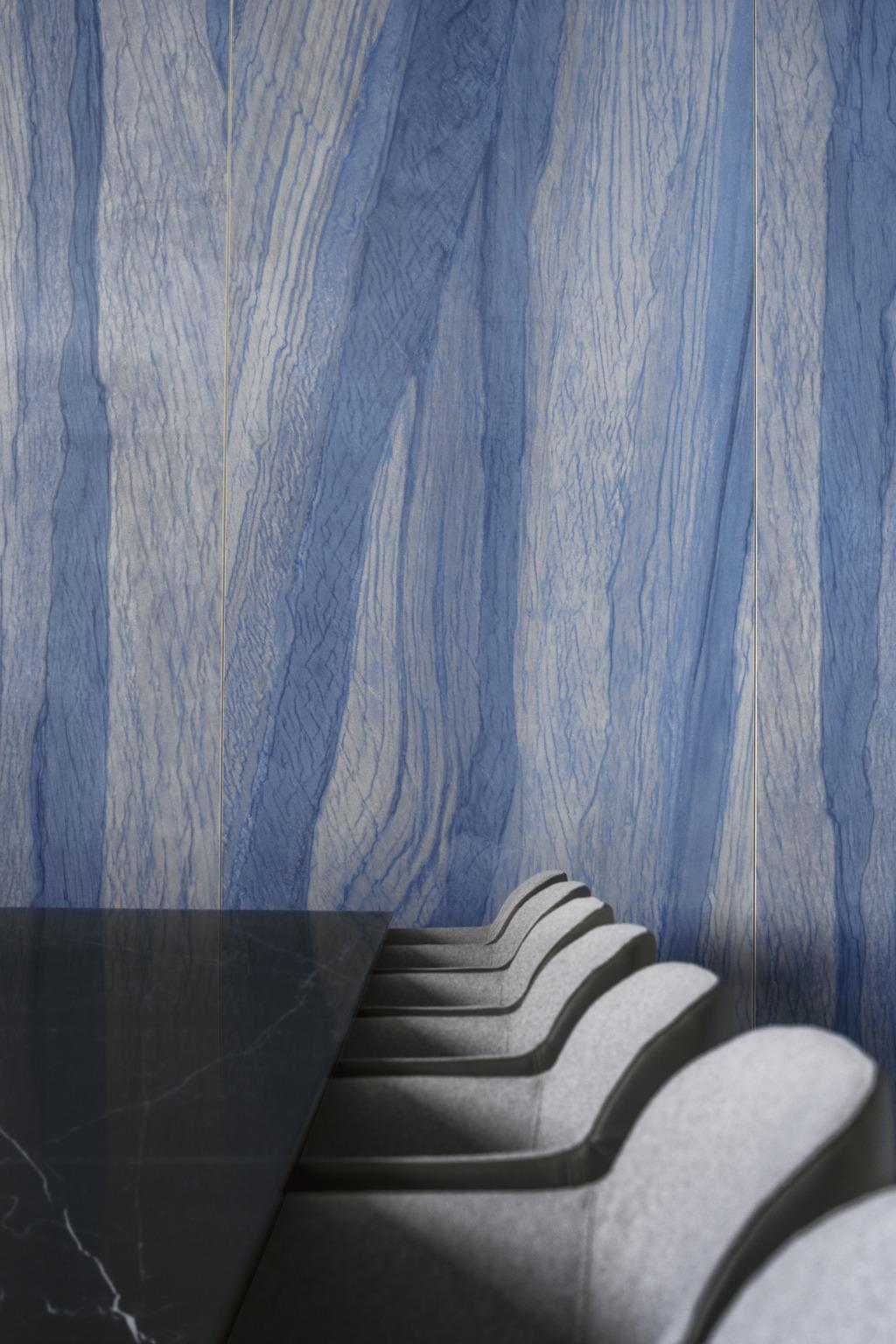 Azul Macaubas Ultra Marmi Big Marble Effect Slabs