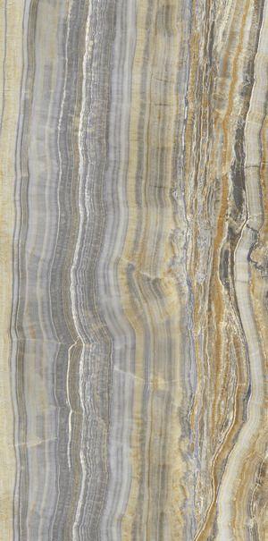 Big Porcelain Slabs Ultra Onici Grey Onyx Vein Cut Marble