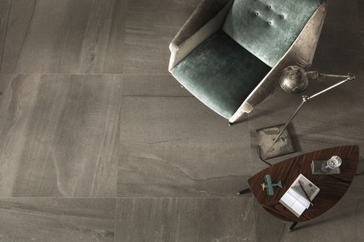 Stone Effect Grey Floors