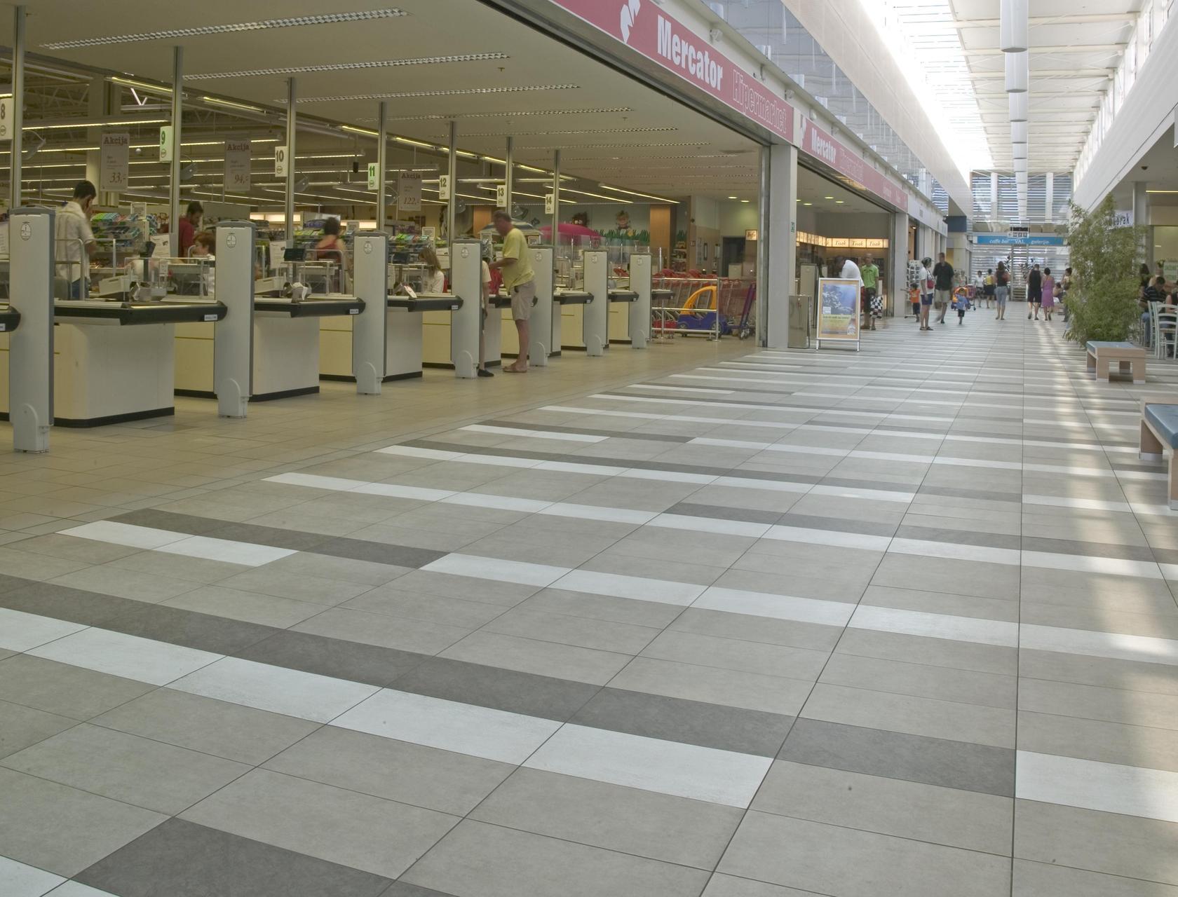 Mercator Zadar Shopping Centre Shopping Centres Ariostea
