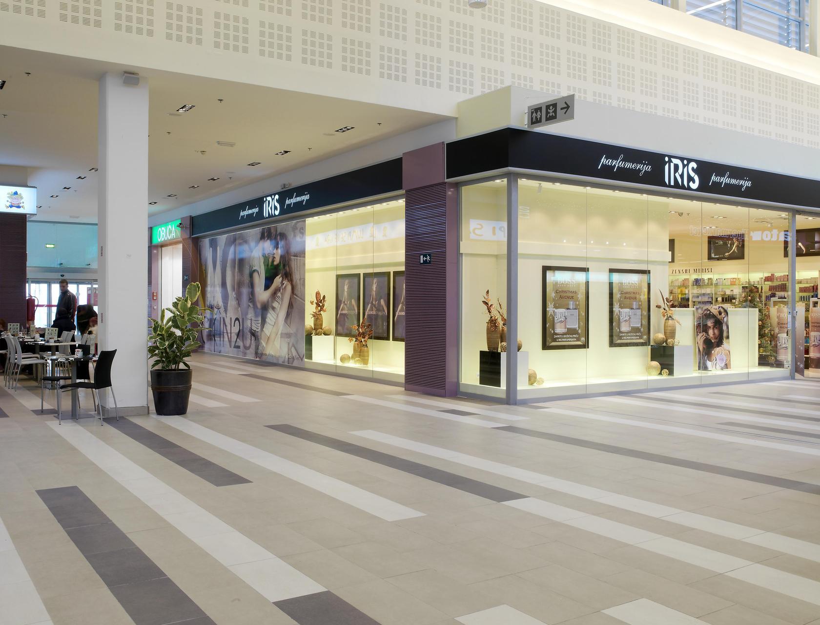 Mercator Shopping Center Shopping Centres Ariostea