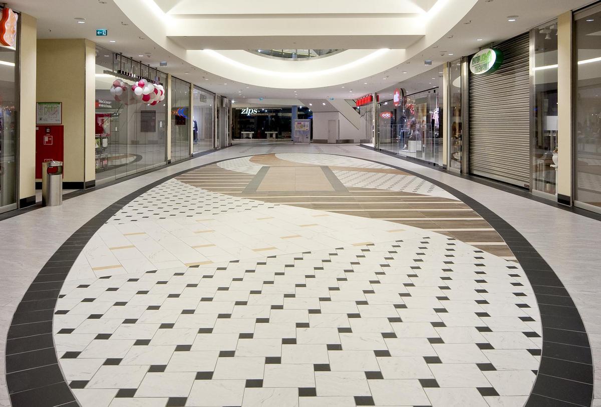 Elbepark | Shopping centres Ariostea