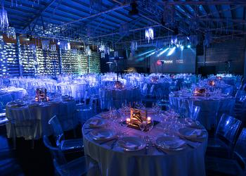 Gala Night Cersaie 2016