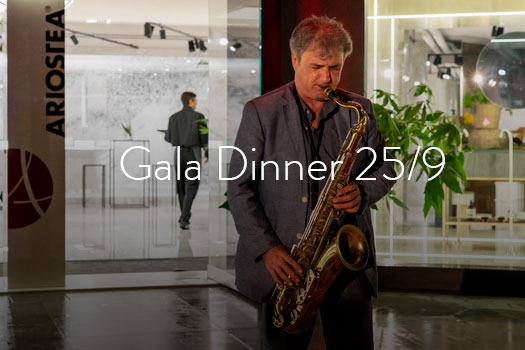 Gala Dinner Cersaie 2019