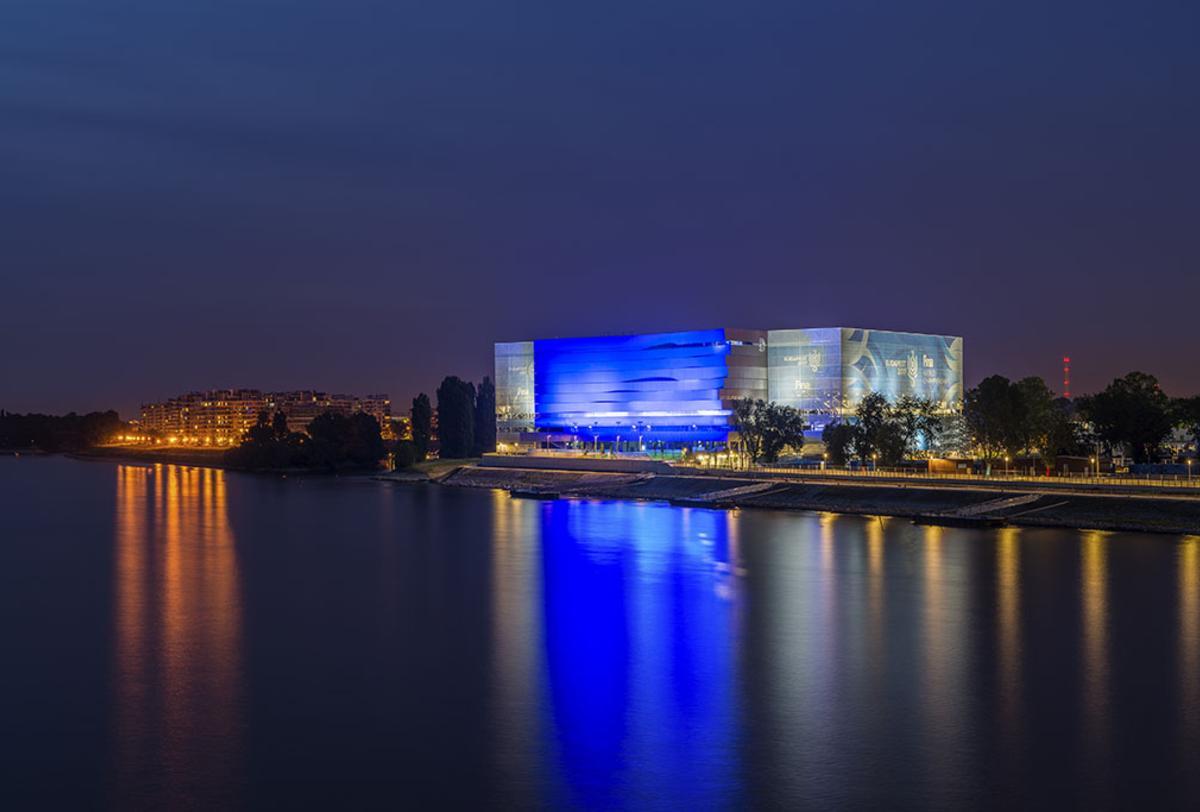 Duna Arena Budapest Hotel Spa Amp Wellness Ariostea