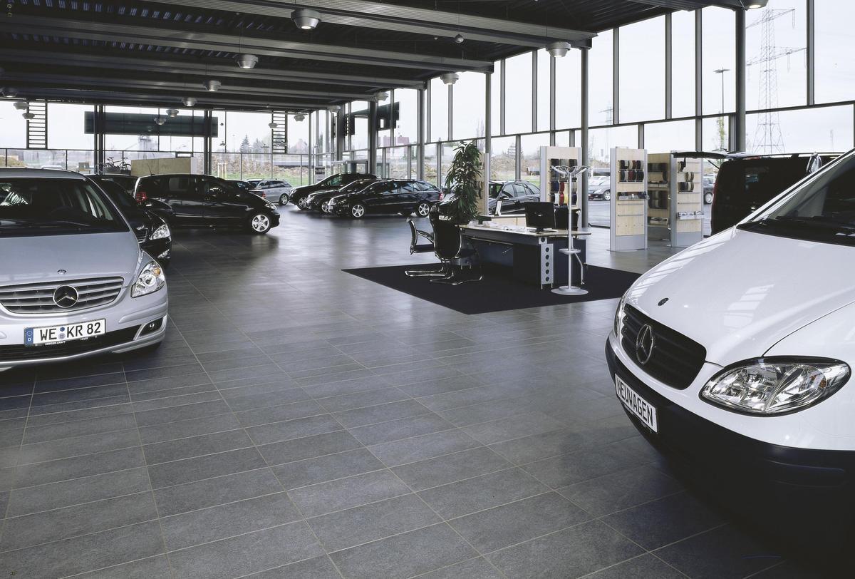 Mercedes Benz Showroom Shops And Showrooms Ariostea