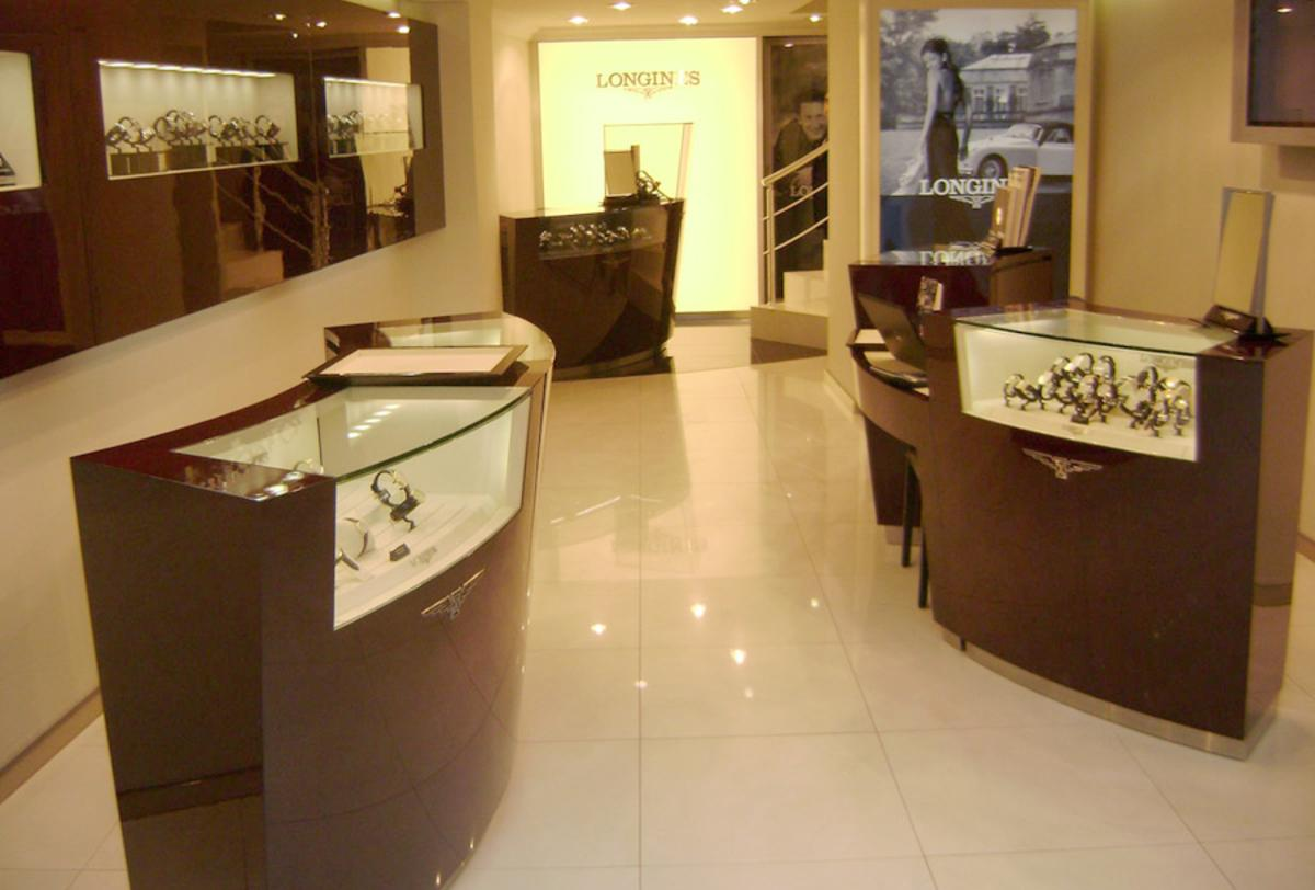 Longines Store | Shops and showrooms Ariostea