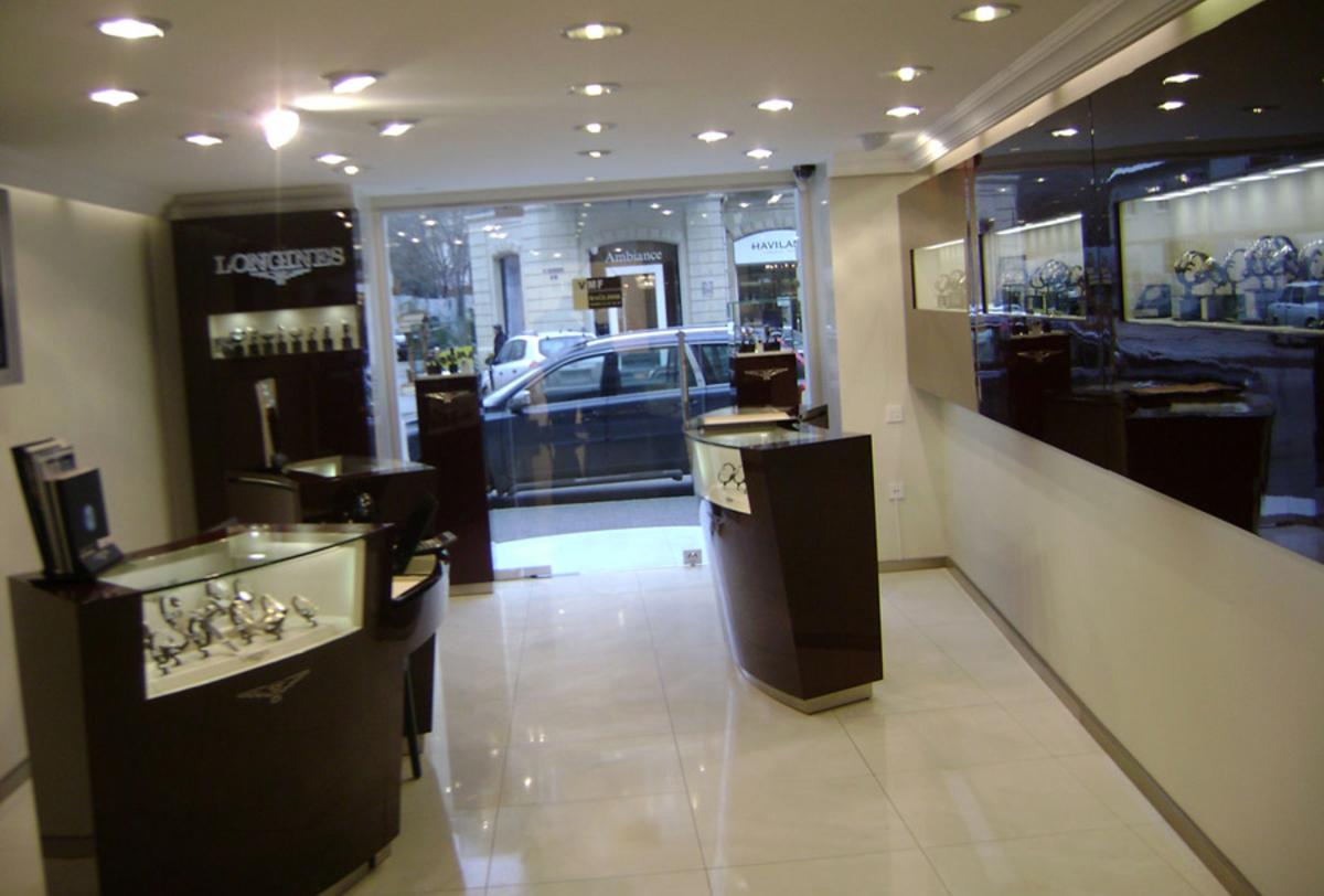 Longines Store Shops And Showrooms Ariostea