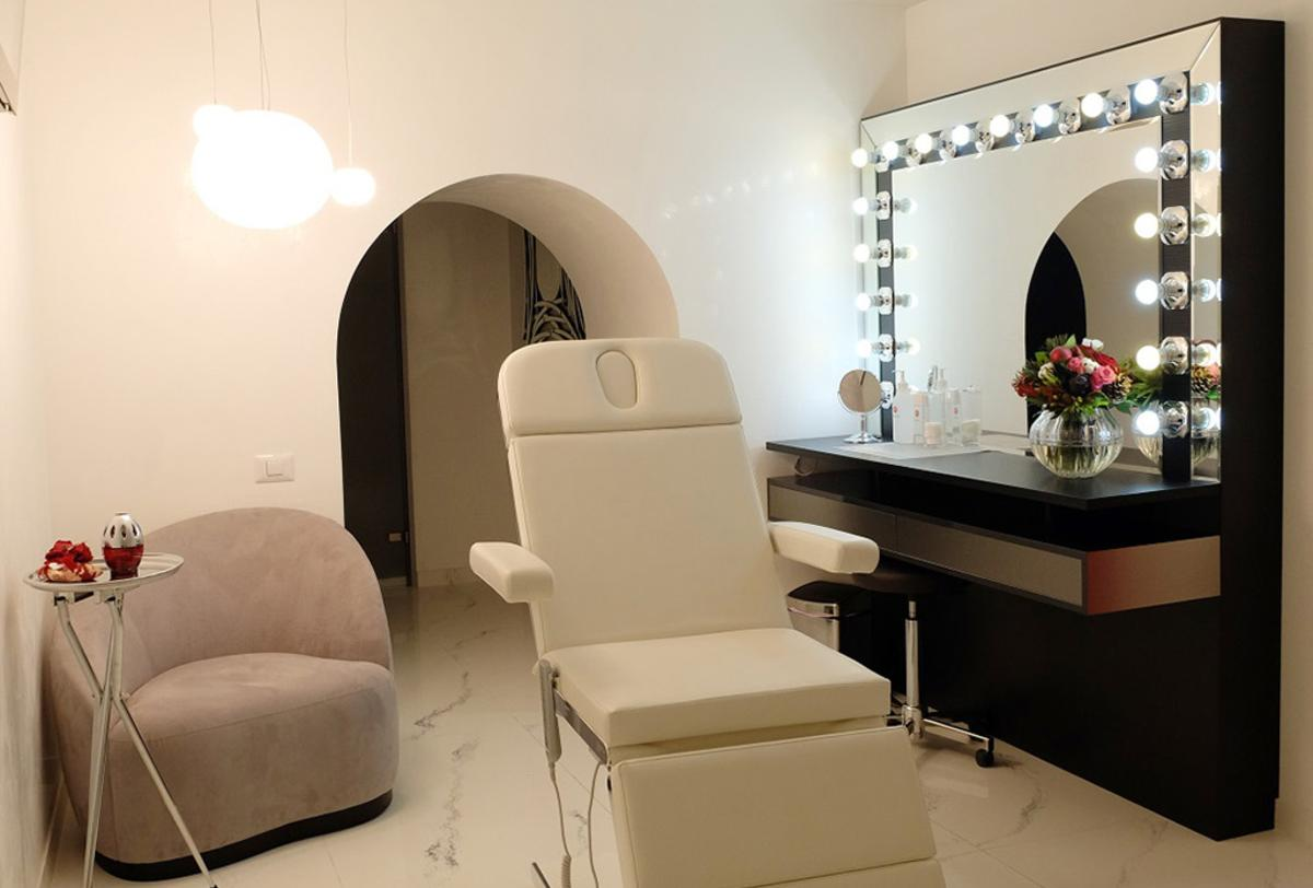 Make Up Studio Brow Bar Shops And Showrooms Ariostea